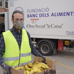 fundacio la caixa obra social banc aliments coronavirus CEDIDA