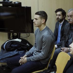 Lucas Hernández Atlètic de Madrid judici Efe