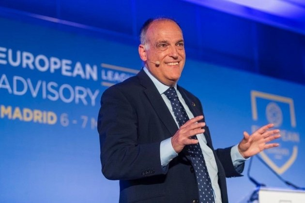 Javier Tebas Europa Press