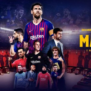 Matchday Barça FC Barcelona
