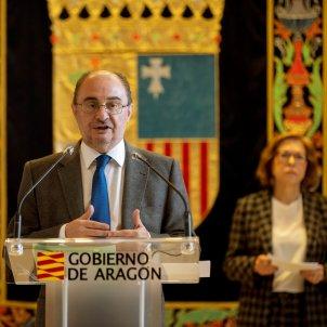 Javier Lambán Aragó EFE