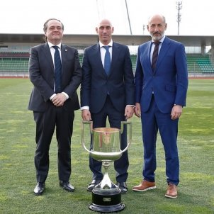 Rubiales Athletic Reial Societat Copa Rei EuropaPress