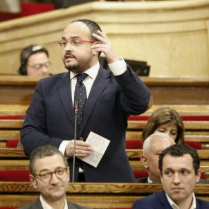 Alejandro Fernandez PP Sergi Alcàzar