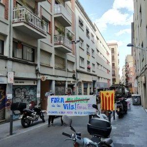 gracia exercit protesta coronavirus - @EndavantGracia