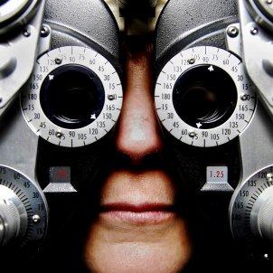 Prova oftalmòleg (Skeet)