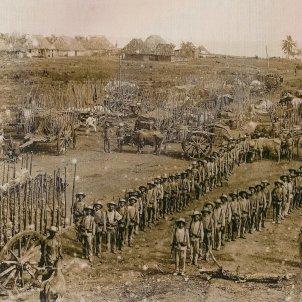Guerra de Cuba. 1898. Soldats espanyols (1)