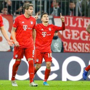 Coutinho Javi Martinez Bayern Munic EuropaPress