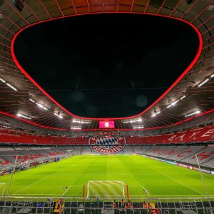 Allianz Arena Bayern Munic buit estadi EuropaPress