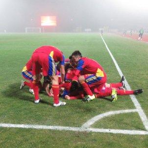 Andorra Futbol @Fedandfut
