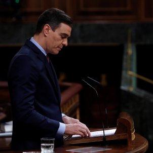 Ple Congres Pedro Sánchez estat alarma pool EFE