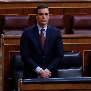 Ple Congres Pedro Sánchez estat alarma pool EP