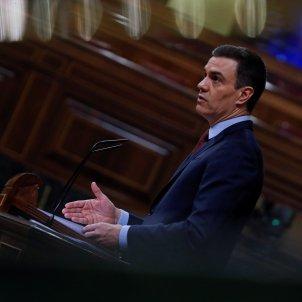 Pedro Sanchez Congrés estat alarma coronavirus Pool EFE