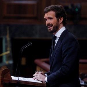 Pablo Casado Congrés Diputats coronaviris Pool EFE