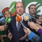 PEDRO ANTONIO SANCHEZ MURCIA EFE