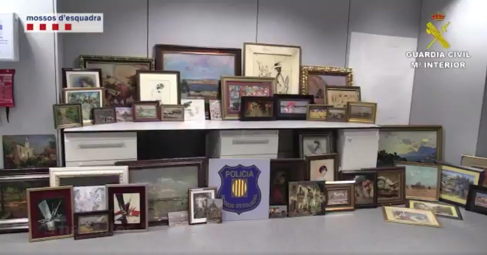 quadres mossos