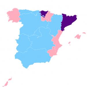 Mapa Electomania