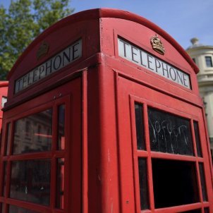 cabina telefonica regne unit efe