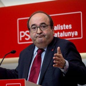 Miquel Iceta EFE