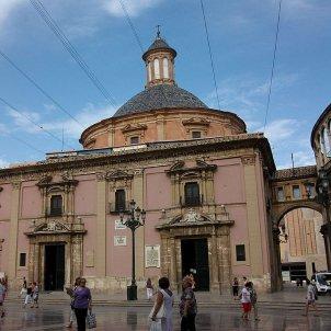 basilica valencia mare de deu dels desemparats wikipedia