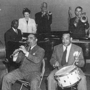 All Star Jazz Band 1944 (CBS Radio)