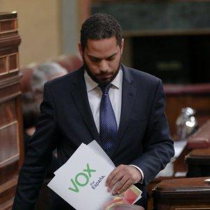 Ignacio Garriga VOX EP
