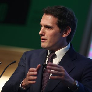 Albert Rivera Europa Press