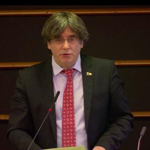 Puigdemont Parlament Europeu