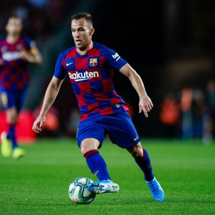 Arthur Melo Barca Europa Press