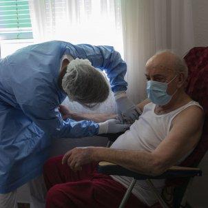 unitat atencio domiciliaria Can Ruti coronavirus - ACN