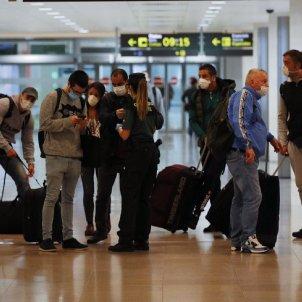 aeroport prat coronavirus EFE
