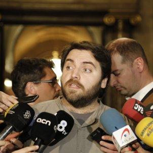 Ferran Pedret PSC faristol - Sergi Alcàzar