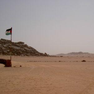 Frontera del Sahara ocupat