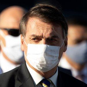 Jair Bolsonaro brasil coronavirus - Efe