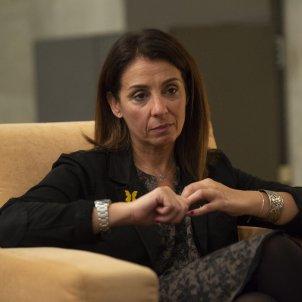 Meritxell Budó consellera presidencia entrevista - Sergi Alcazar