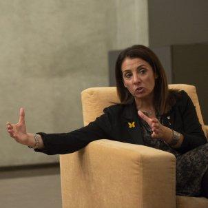 Meritxell Budó consellera presidencia entrevista - Sergi Alcaza