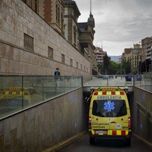 SEM emergècies mediques coronavirus Sergi Alcazar 33