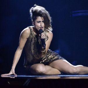 Barei, primera representant d'Espanya amb cançó íntegrament en anglès / Efe