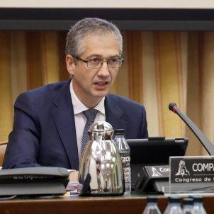 Pablo Hernández de Cos congreso - efe