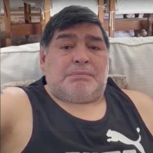 Maradona Foto Corazones Solidarios