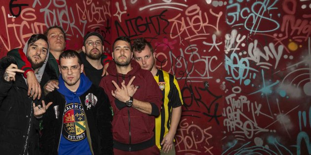 P.A.W.N GANG Monra Straps, Yung Mare, Lil Guiu, Willfree, Good Jan i Teuma Thug Trap català - Sergi Alcazar