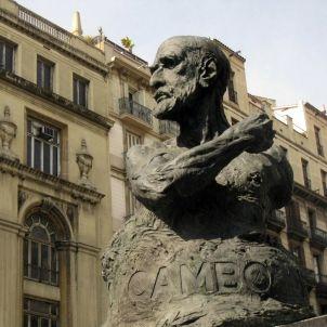 Francesc Cambó Via Laietana