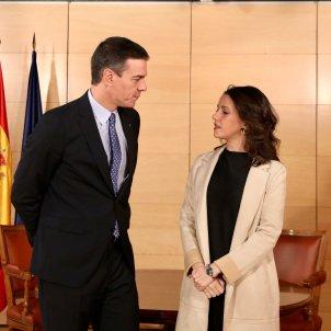Pedro Sanchez PSOE Arrimadas ciutadans - ACN