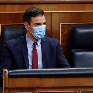 Pedro Sánchez Congrés coronavirus EFE Pool