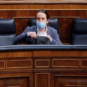 Pablo Iglesias Congrés coronaviris Pool EFE