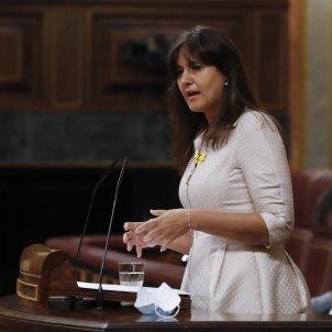 Laura Borràs Congres corornavirus Pool EFE