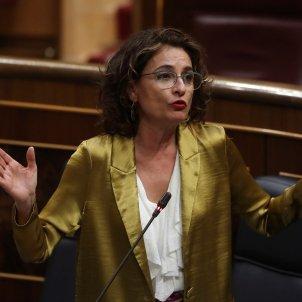 Maria Jesus Montero - Efe