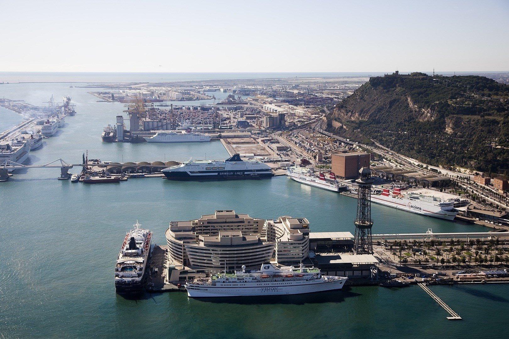 Port de Barcelona EP