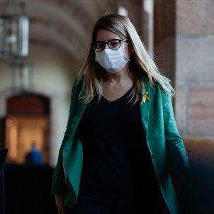 Artadi Parlament mascareta coronavirus Job Vermeulen