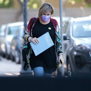 Alba Vergés coronavirus Parlament Job Vermeulen
