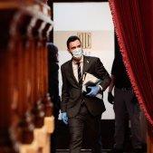 Roger Torrent Parlament coronavirus - ACN